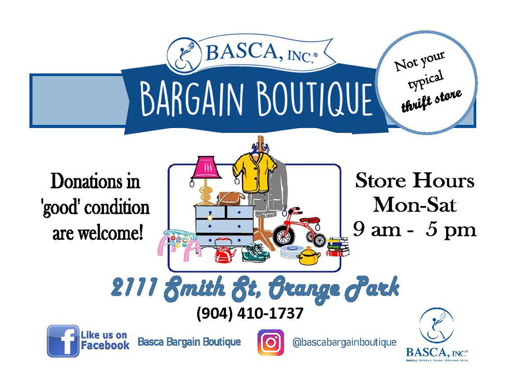 bargain boutique logo graphic