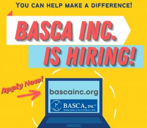 Basca is hiring