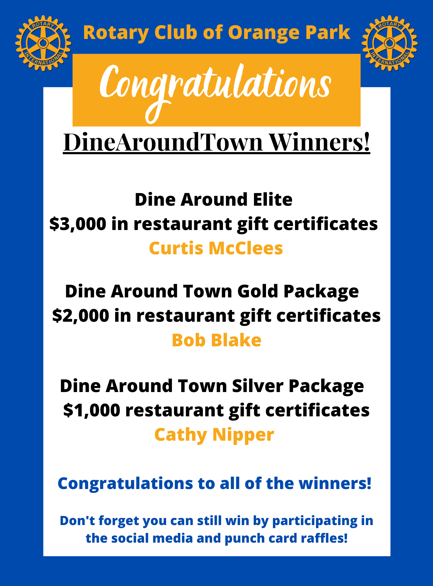 Dinearound winners (1)