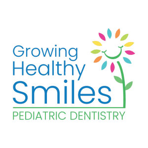 logo for Growing healthy smiles pediatric dentistry