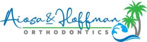 logo for Aiosa and Hoffman orthodontics