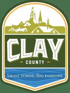 Clay Tourist Development Council logo